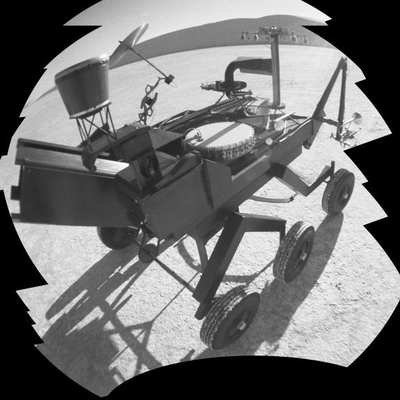 Rover Selfie 1